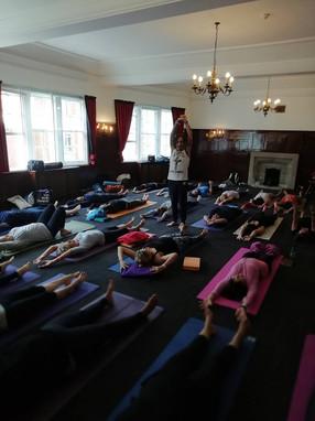...The British Wheel Of Yoga 2018