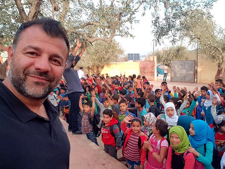 Supporting Syria Through The Toy Smuggler