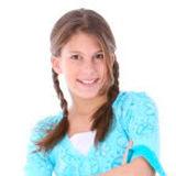 tween aged girl