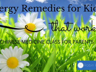 Allergy Remedies For Kids