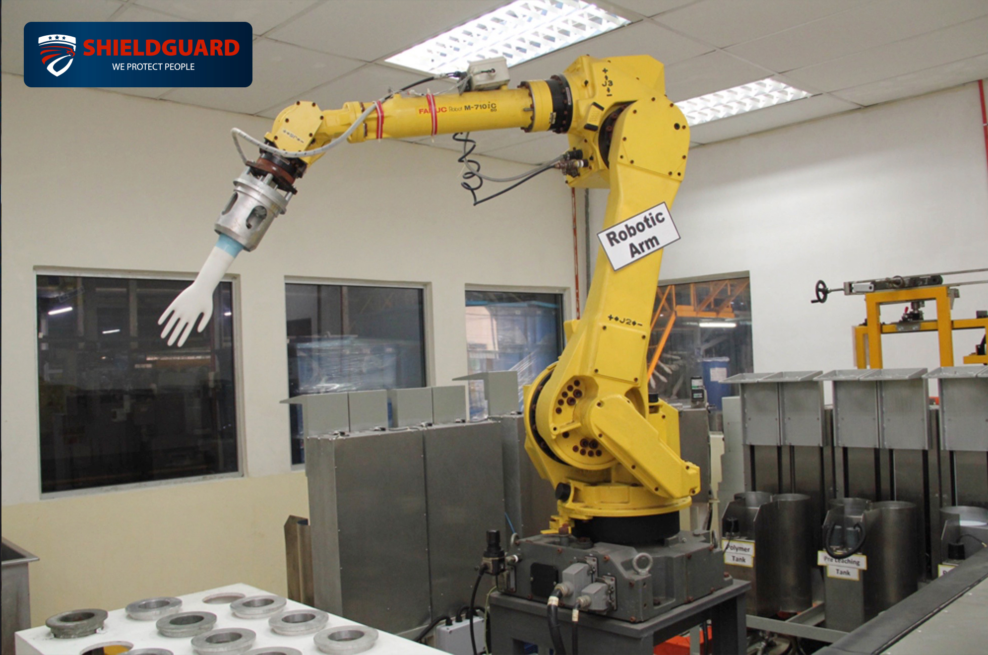 Automated Robot System