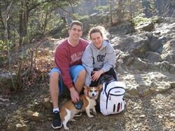 Corgi Adventure Hike