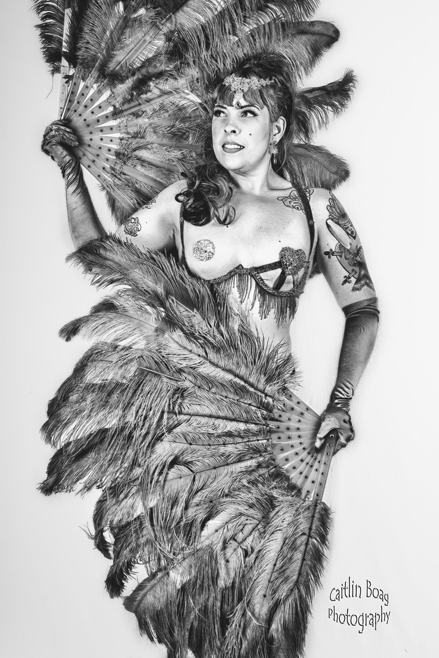 Burlesque - Betty
