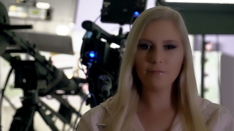 Interview mit Lena Nitro für die Pornomacher Dokumentarserie