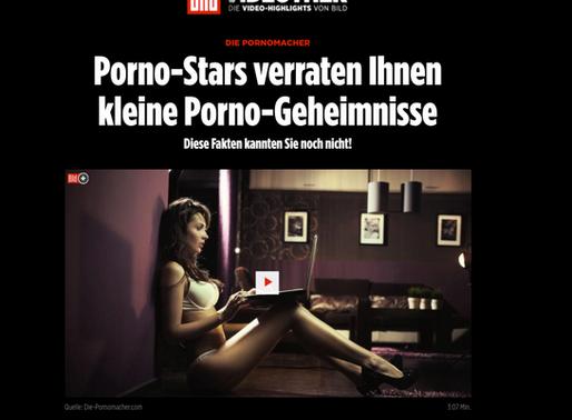Porno Fakten jetzt auf der BILD schauen