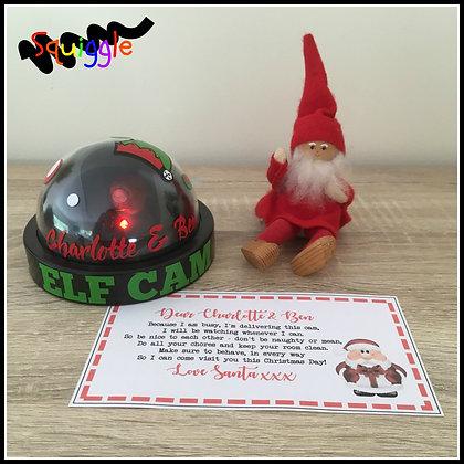 Personalised Santa/Elf Cam