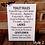Thumbnail: 'Toilet Rules' sign