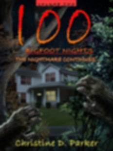 100 bigfoot nights book 2