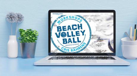 Beachvolleyball - Cris Bährens