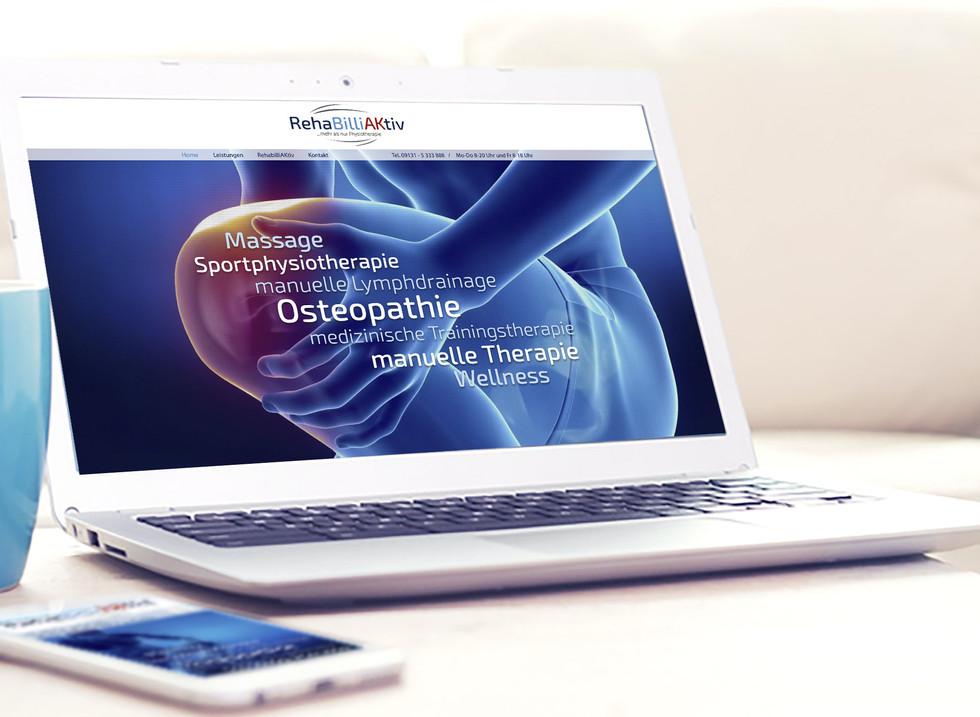 RehaBilliAKtiv - Physiotherapie