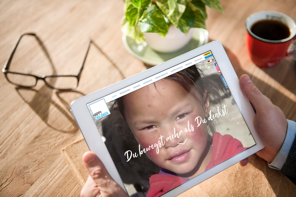 Happy Children - Hilfsorganisation für Kinder in Nepal