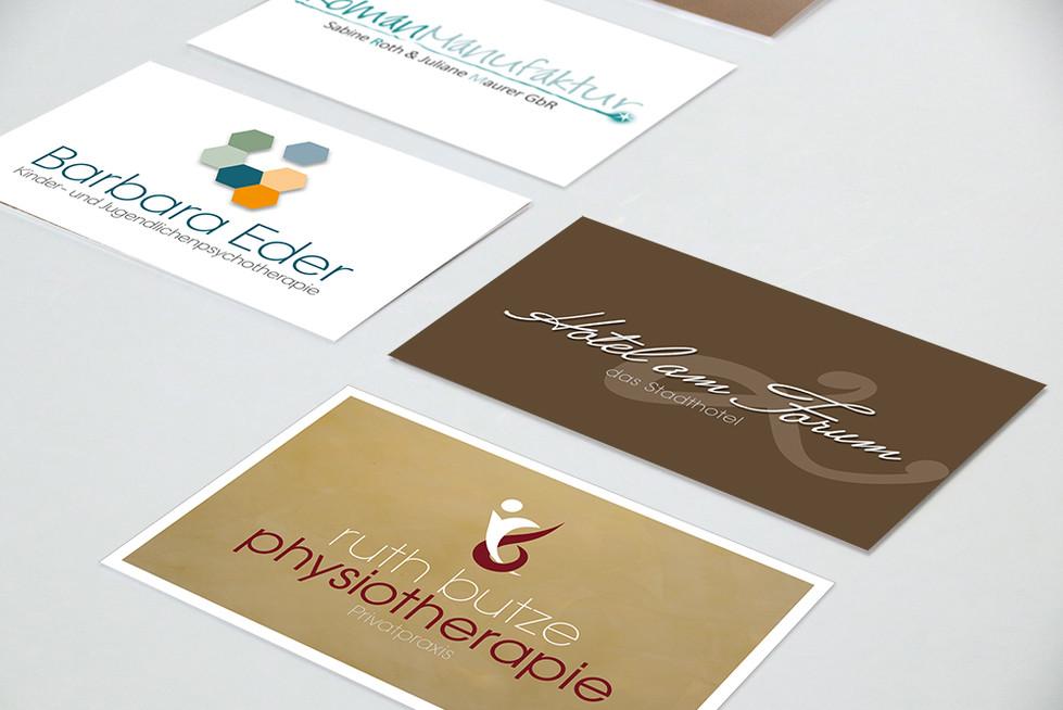 Logos & Visitenkarten