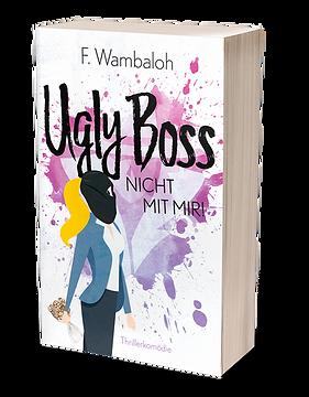 Ugly Boss, Buch, Sven Liewert, Autor
