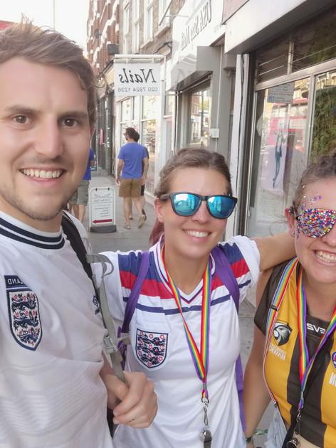 England game 2018