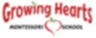Growing Hearts Montessori School Logo