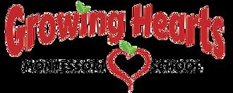 Growing Hearts Montessori School Logo