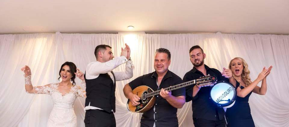Bouzouki Wedding Shows