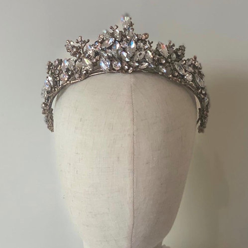 Wanda (Silver with diamante)