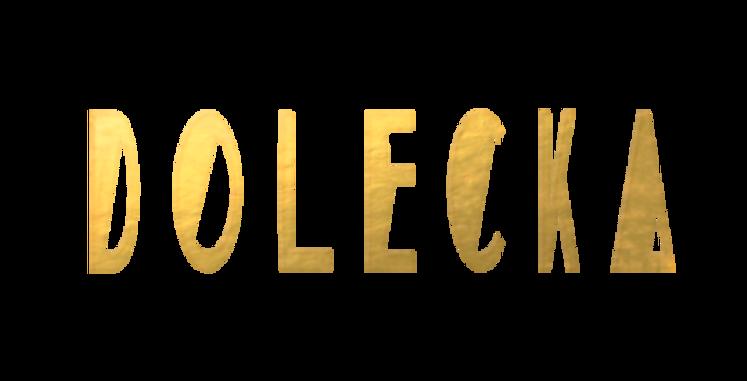 dolecka logo word Gold 05.png