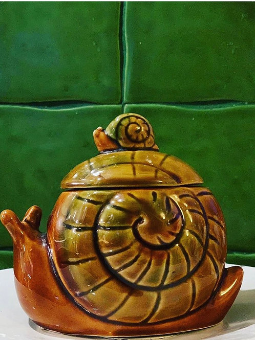 SOLD! The little snail