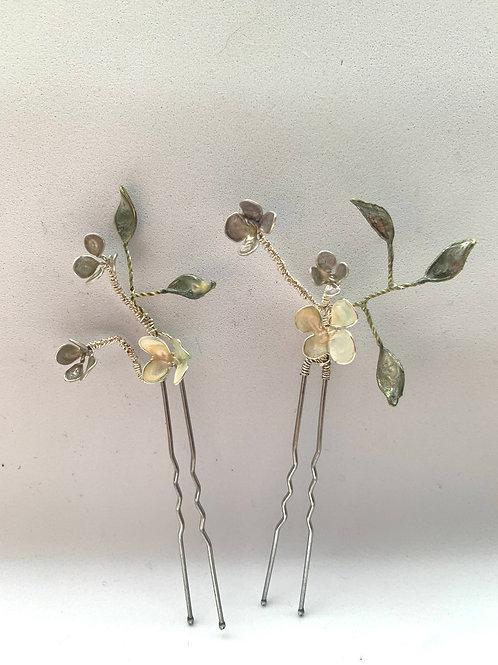 Iris pins