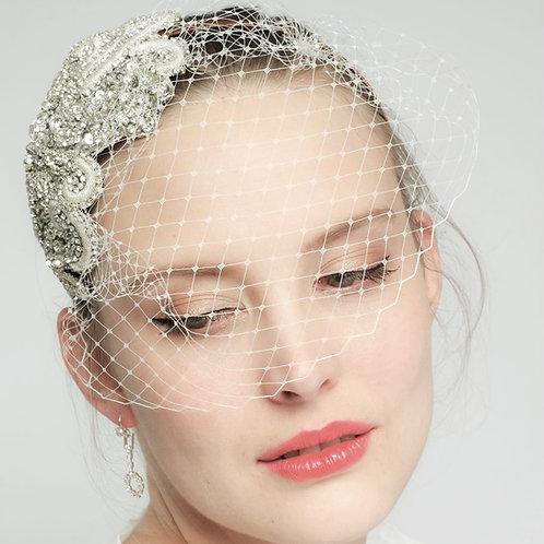 Birdcage veil (headpiece not incpuded