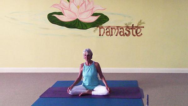 Loving Light Yoga Video Description - Yoga for Well Being