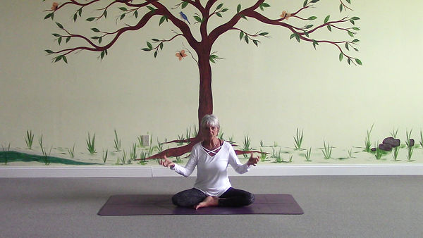 Loving Light Yoga Video Description - Breath Awareness & Pranayama