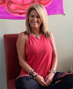 Terri Stewart, CBD Specialist and Retail Consultant, Loving Light Yoga & Healing Center, Englewood, FL