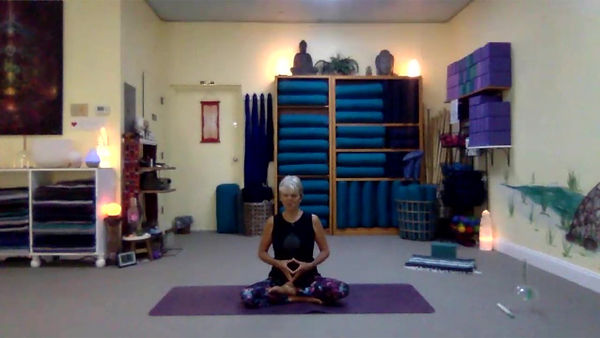 Loving Light Yoga Video Description - Energize Your Body Yoga