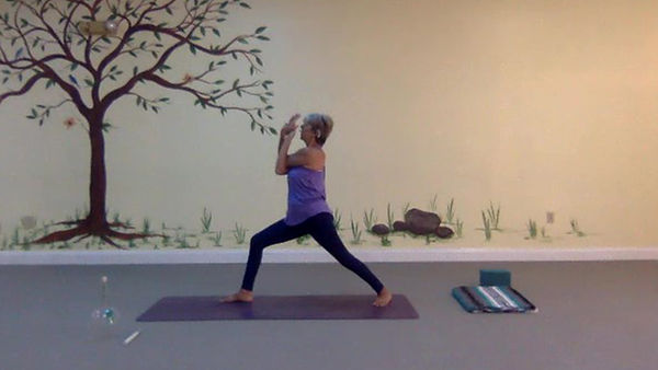 Loving Light Yoga Video Description - Gentle Yoga Flow (5/7/2020)