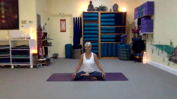 Loving Light Yoga Video Description - Hatha Yoga (5/13/2020)