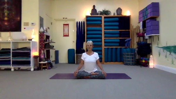 Loving Light Yoga Video Description - Gentle Yoga Flow (5/14/2020)