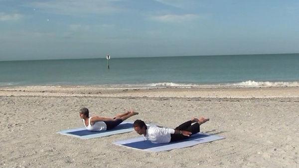 Loving Light Yoga Video Description - Gentle Yoga Flow (2014)