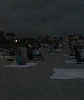 Loving Light Yoga Full Moon Yoga - Come Join Us!