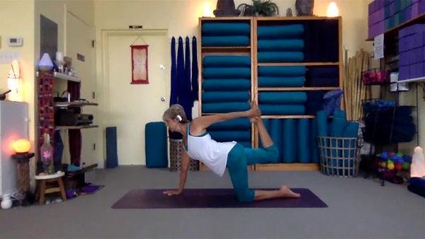 Loving Light Yoga Video Description - Hatha Yoga for Well lBeing (5/20/2020)