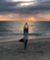 Loving Light Yoga Sunset Yoga - Come Join Us!
