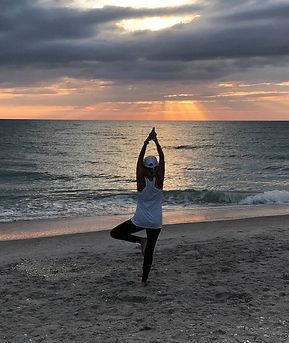 Loving Light Yoga Sunset Yoga - Come Join Us!