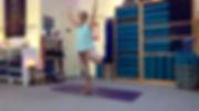 Loving Light Yoga Video Description - Gentle Yoga Flow for Grounding