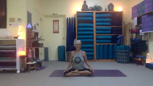 Loving Light Yoga Video Description - Good Morning Yoga (5/18/2020)
