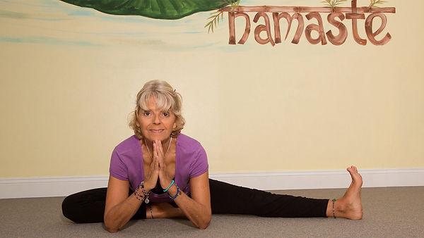 Loving Light Yoga Video Description - Sun Salutation Flow