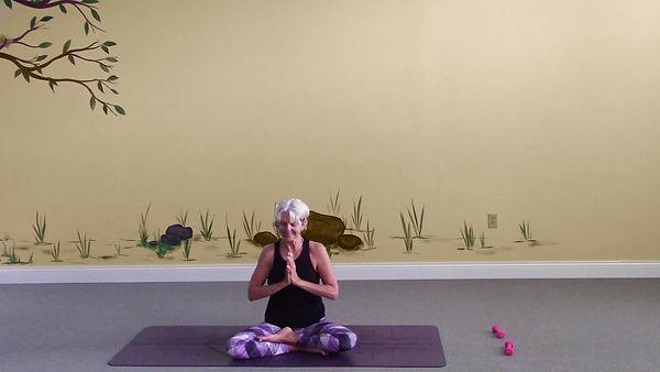 Loving Light Yoga Video Description - Yoga for Strength and Vitality