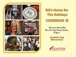 GG's Home forThe Holidays COOKBOOK, Alveda King