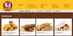 Freakandel, frikandel, Dutch food