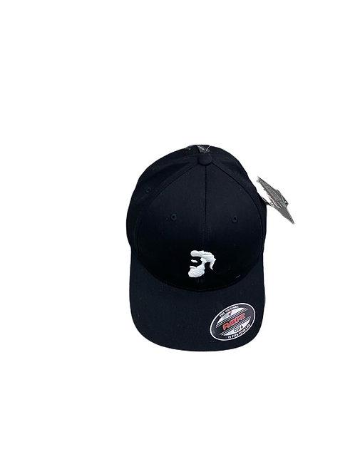 Black Original Flexfit Cap