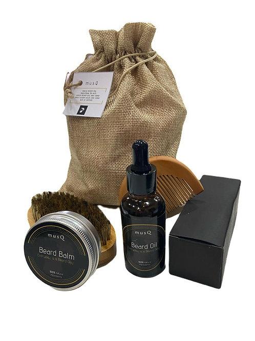 Beard Oil Set