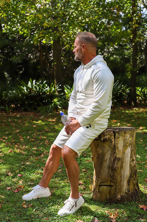 Men's White Lounge wear