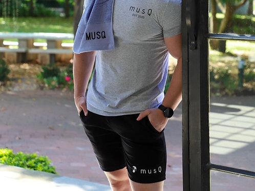 Men's Black gym pants