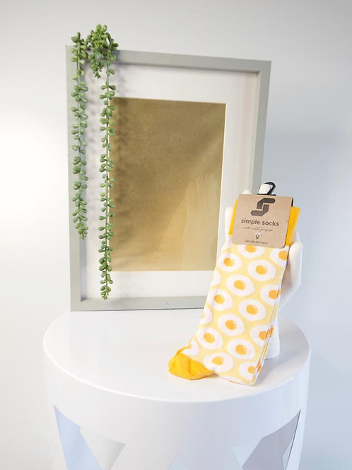 Simple Socks-Egg
