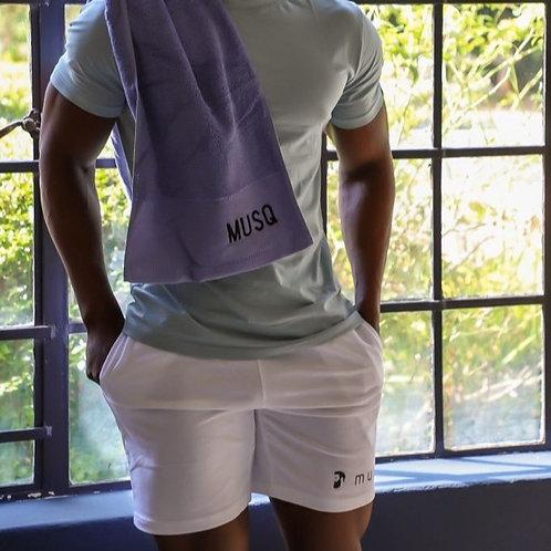 Men's White gym pants